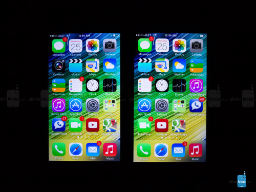Apple iPhone 5s vs Apple iPhone 5c