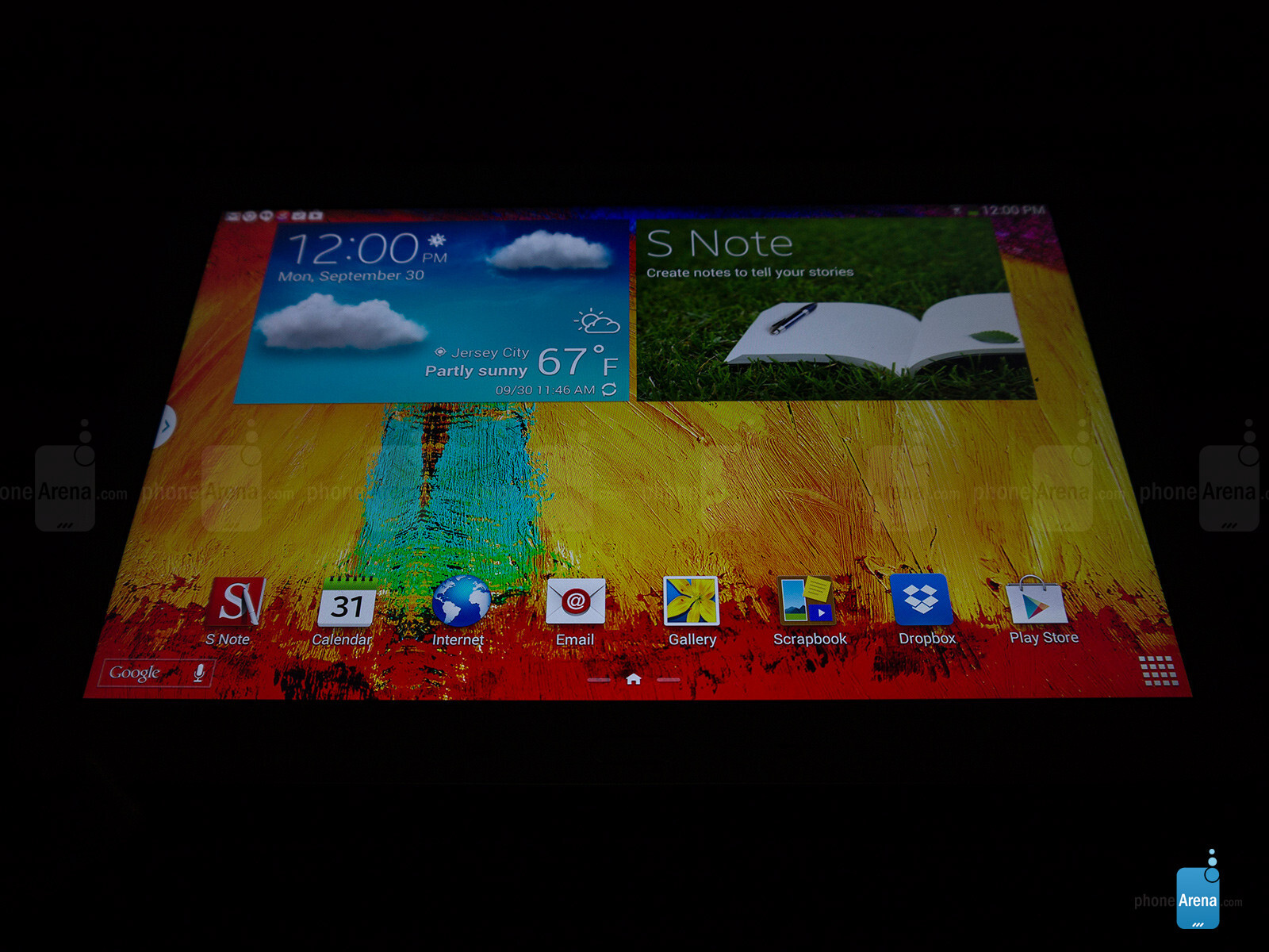 samsung galaxy note 10 1 2014 edition review phonearena. Black Bedroom Furniture Sets. Home Design Ideas