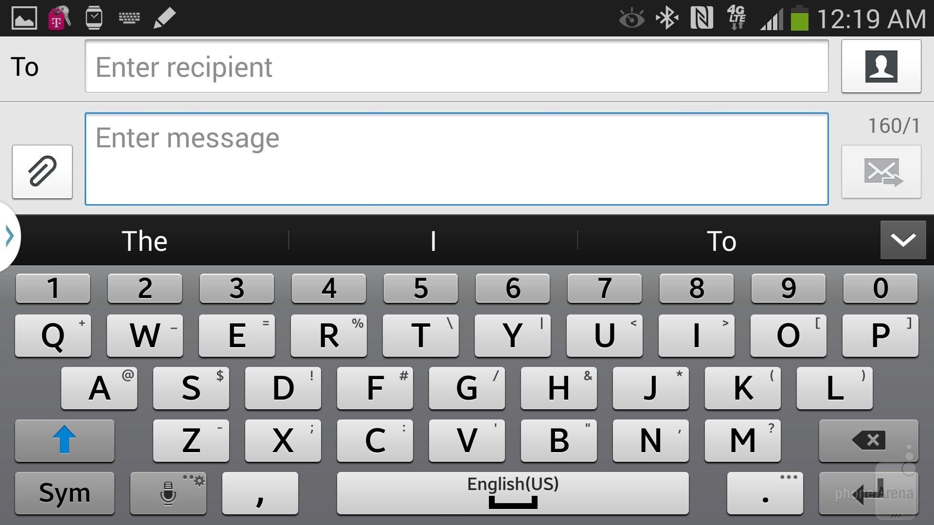 how to make samsung keyboard alwsys on