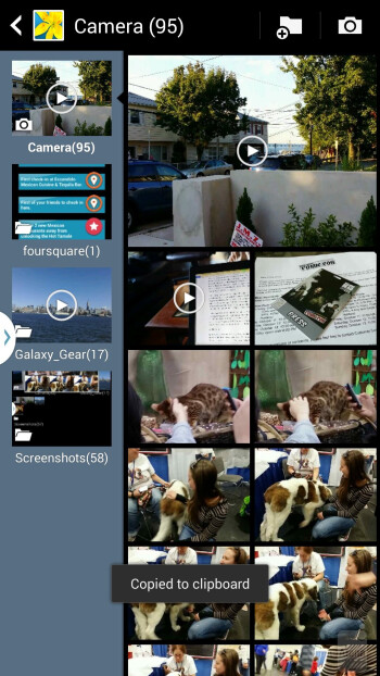 Gallery of the Samsung Galaxy Note 3 - Samsung Galaxy Note 3 vs Samsung Galaxy Note 2