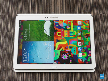 Samsung Galaxy Note 10.1 (2014) vs Apple iPad 4