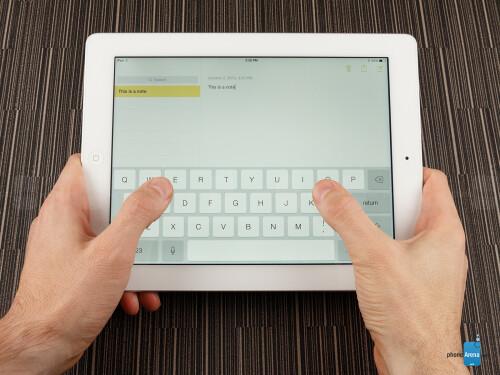 Samsung Galaxy Note 10.1 (2014) vs Apple iPad 4