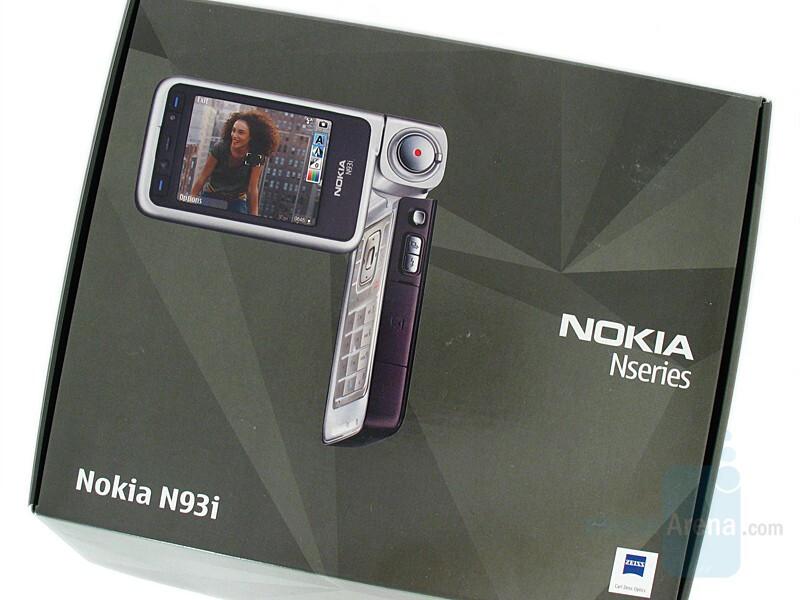 Nokia N93i software