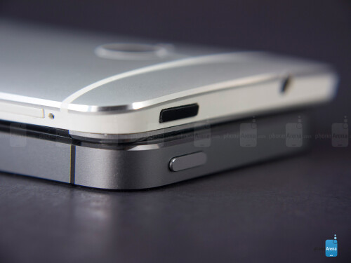 Apple iPhone 5s vs HTC One