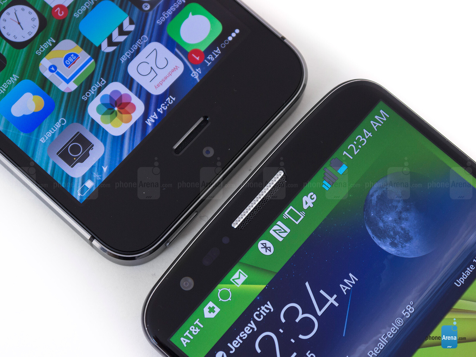 Apple iPhone 5s vs LG G2 - Call Quality, Battery and ...