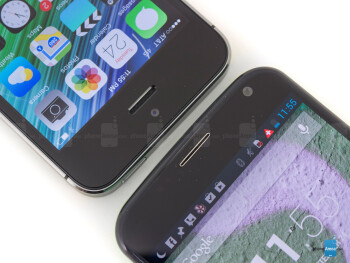 Apple iPhone 5s vs Motorola Moto X