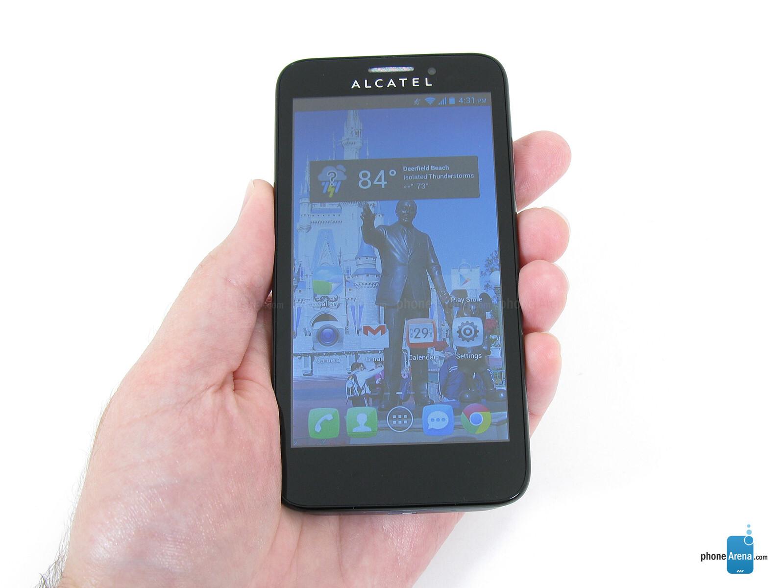Как сделать фото экрана на телефоне алкатель