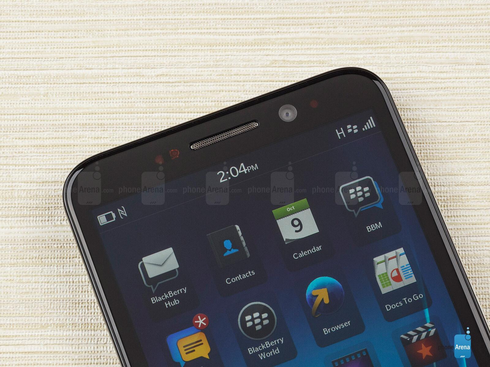 Blackberry z 30 reviews / Columbus in usa
