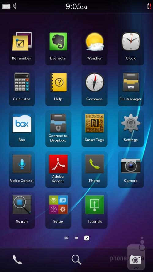 BlackBerry Z30 Review