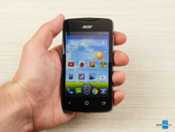 Acer Liquid Z3 Review