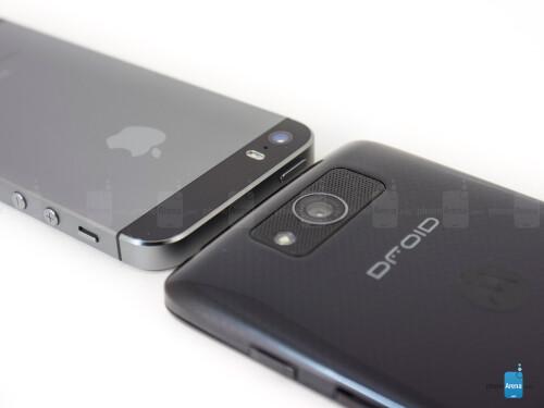 Apple iPhone 5s vs Motorola DROID Ultra