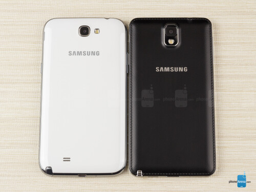 Samsung Galaxy Note 3 vs Samsung Galaxy Note 2