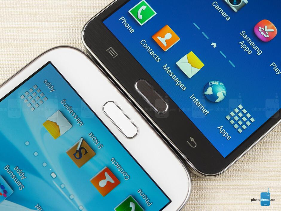 Samsung Galaxy Note 3 vs Samsung Galaxy Note 2