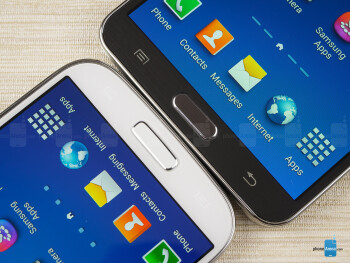 Samsung Galaxy Note 3 vs Samsung Galaxy S4