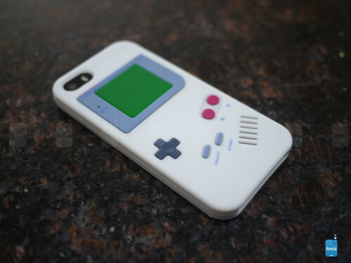Game Boy Retro case