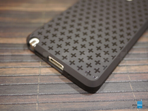 pretty nice e2b80 5fc33 Spigen Bounce case for the Samsung Galaxy Note 3 Review - PhoneArena