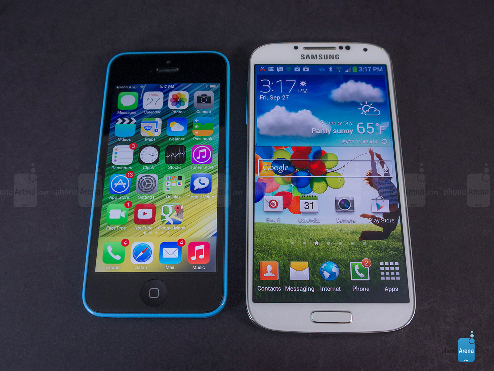 samsung vs iphone apple iphone 5c vs samsung galaxy s4 1823