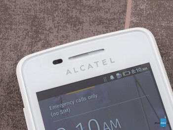 Alcatel One Touch Fire Review