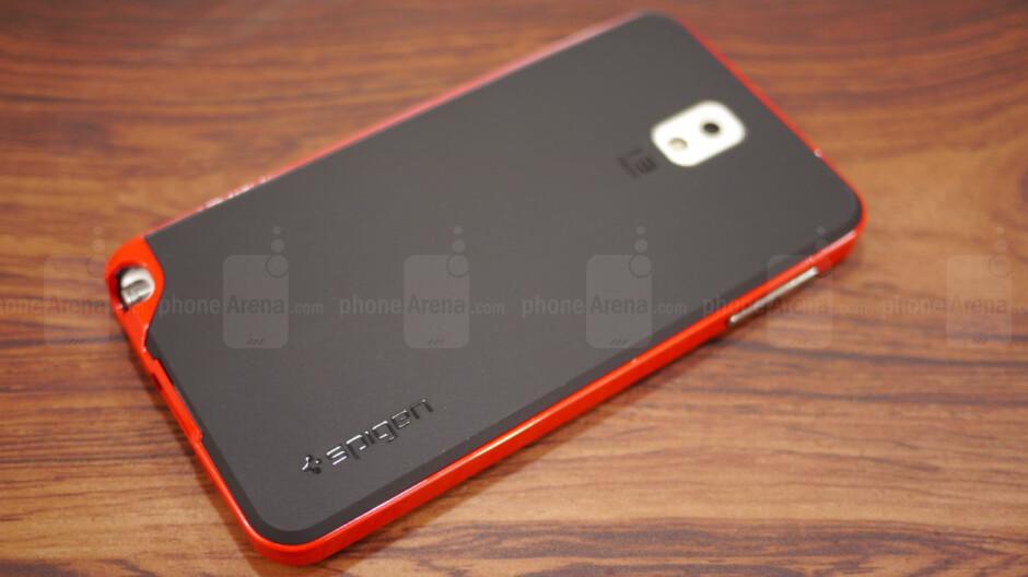 Spigen Samsung Galaxy Note 3 Neo Hybrid Case Review