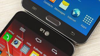 Samsung Galaxy Note 3 vs LG G2