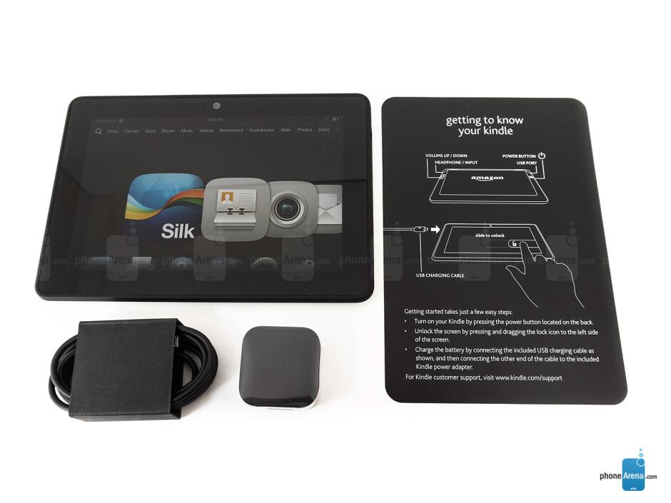 Amazon Kindle Fire HDX 7 Review