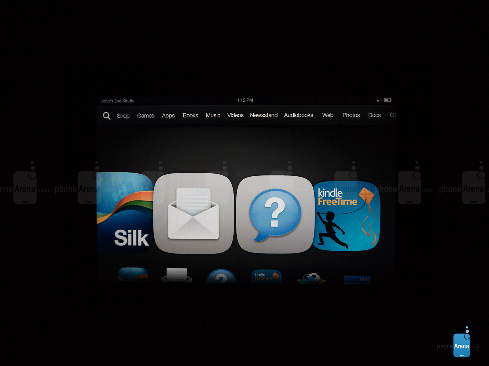 Amazon Kindle Fire HD 2013 Review