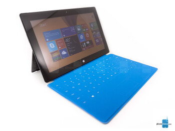 Touch Cover 2 - Microsoft Surface Pro 2 Review