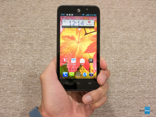 AT&T Z998 Review