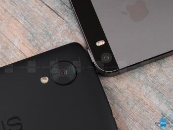 Google Nexus 5 vs Apple iPhone 5s