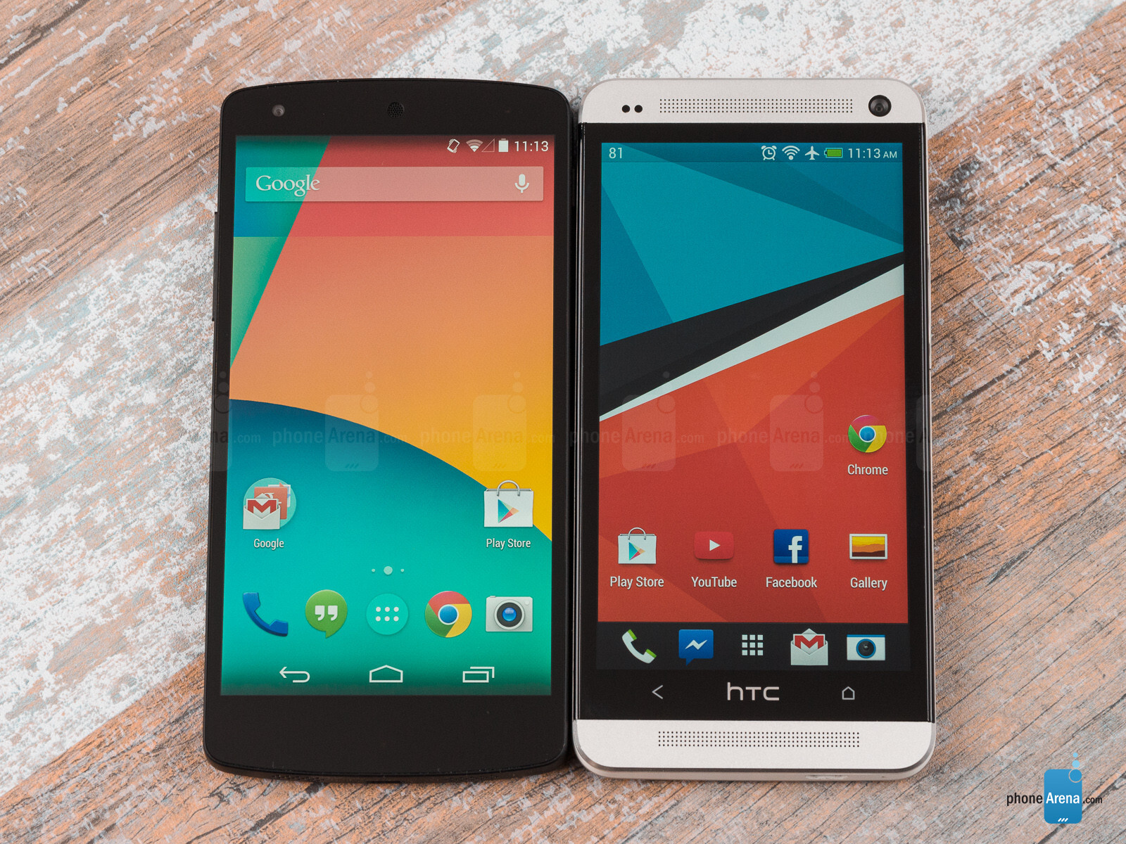 will soon, nexus 5 vs htc one max received after