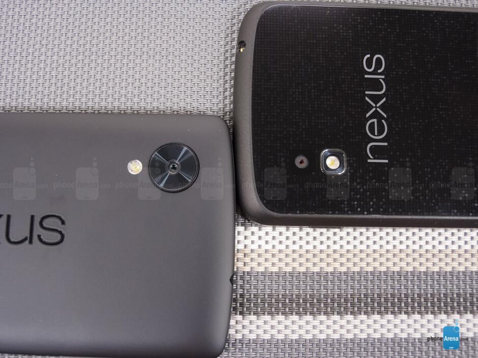 Google Nexus 5 vs Google Nexus 4