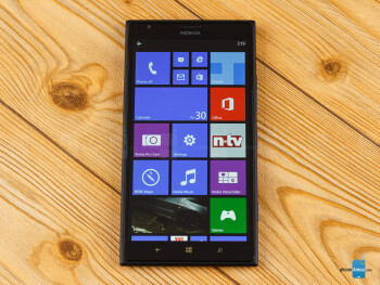 Nokia Lumia 1520 Preview