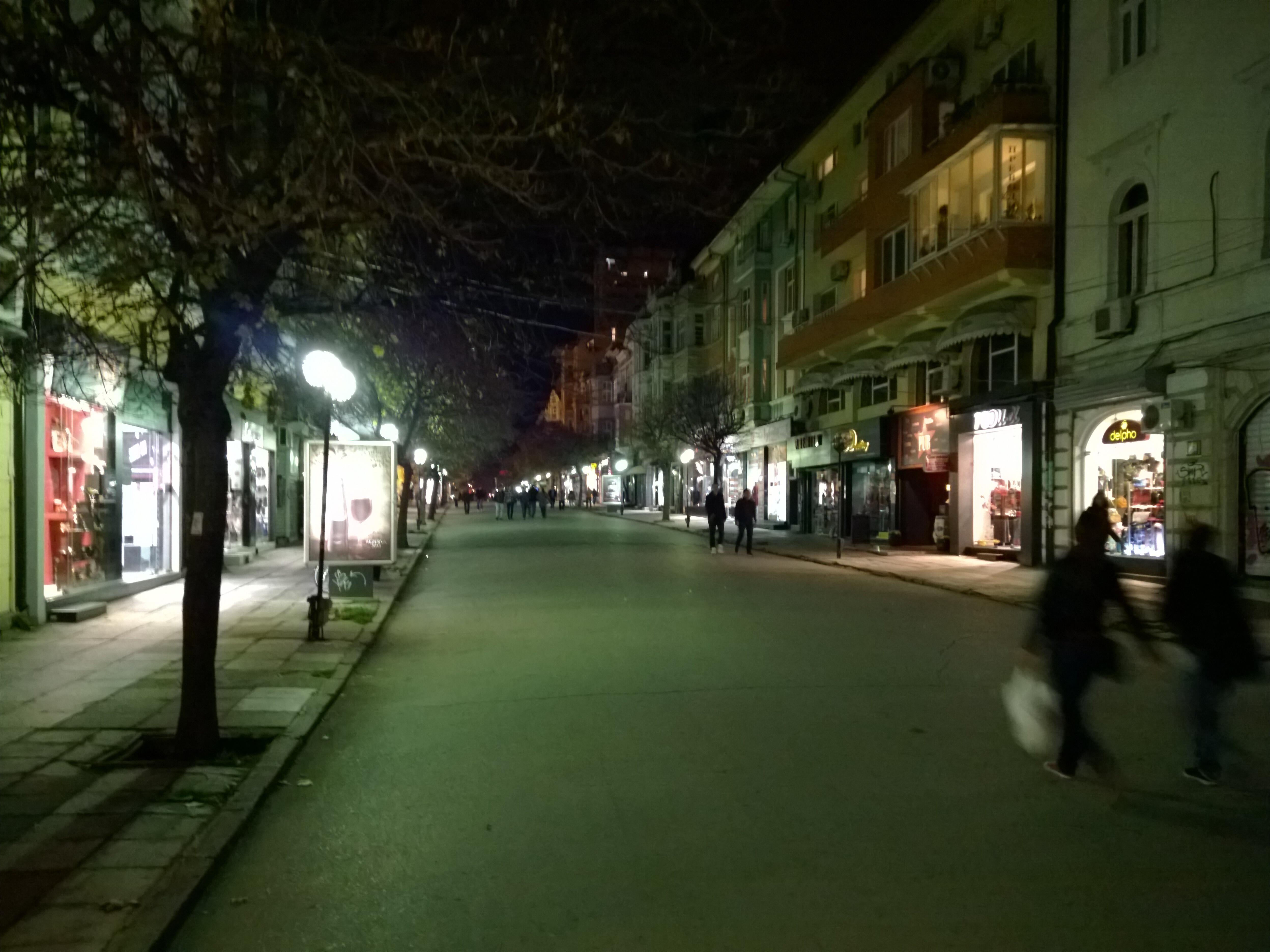 ảnh chụp ban đêm từ lumia 1520