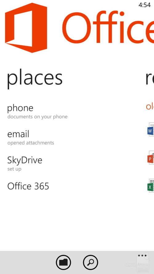 Organizer apps