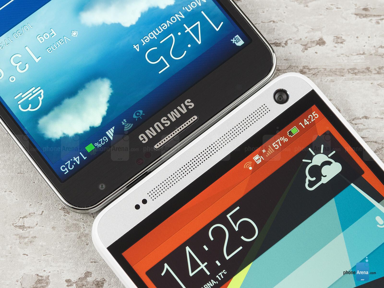 Htc One Max vs Samsung Galaxy