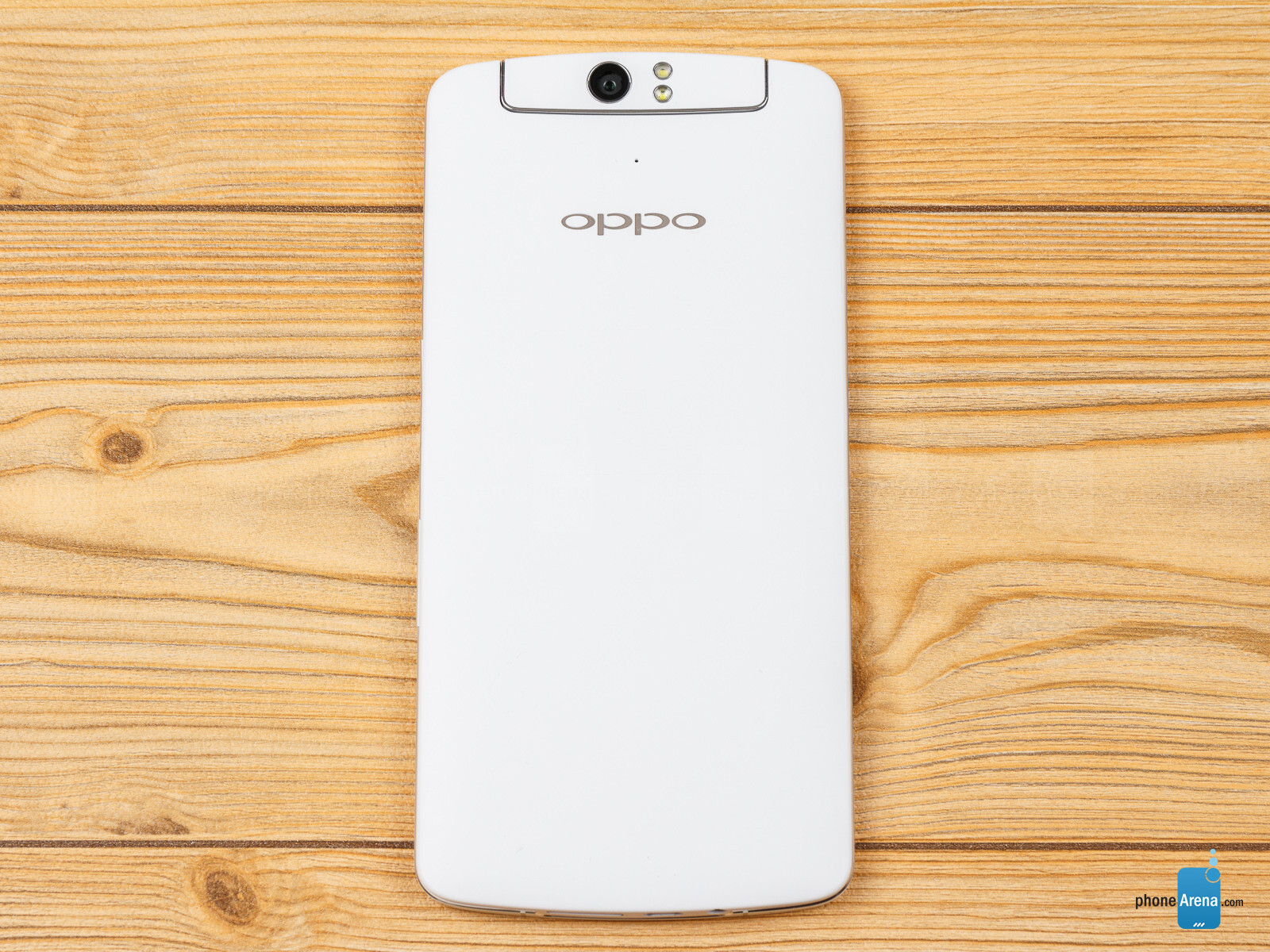 OPPO N1 Review: Huge Phone with Potential