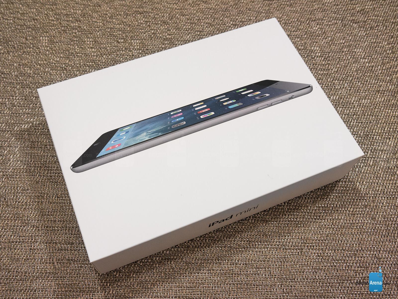 Apple Ipad Mini 3 Box Apple Ipad Mini 2 Review