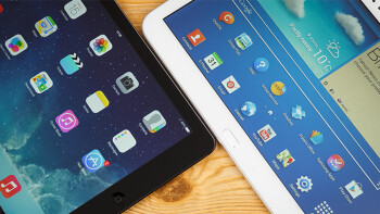 reviews Apple iPad Air vs Samsung Galaxy Tab  id