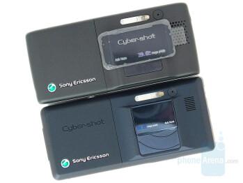 Top-K800, Bottom-K810 - Top-K800, Bottom-K810 - Sony Ericsson K810 Review