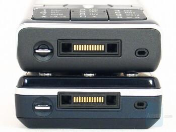 Top-K800, Bottom-K810 - Sony Ericsson K810 Review
