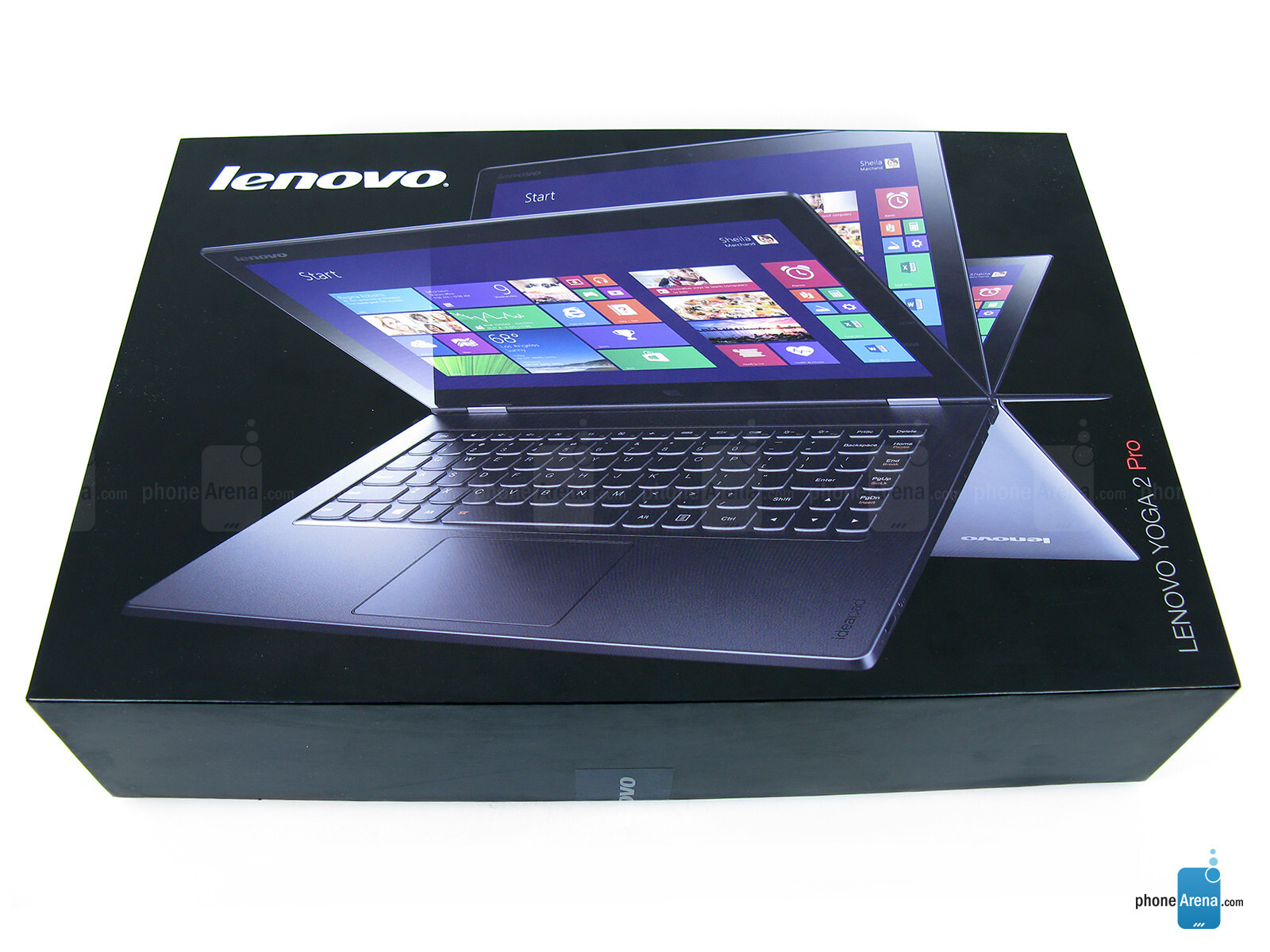 lenovo is refreshing their yoga series of ultrabooks with the yoga 2