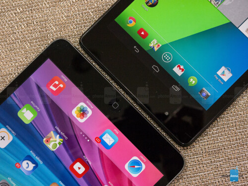 Apple iPad mini 2 vs Google Nexus 7