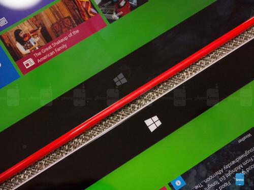 Nokia Lumia 2520 vs Microsoft Surface 2