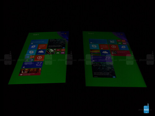 Nokia Lumia 2520 vs Microsoft Surface 2