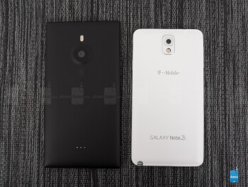 Nokia Lumia 1520 vs Samsung Galaxy Note 3