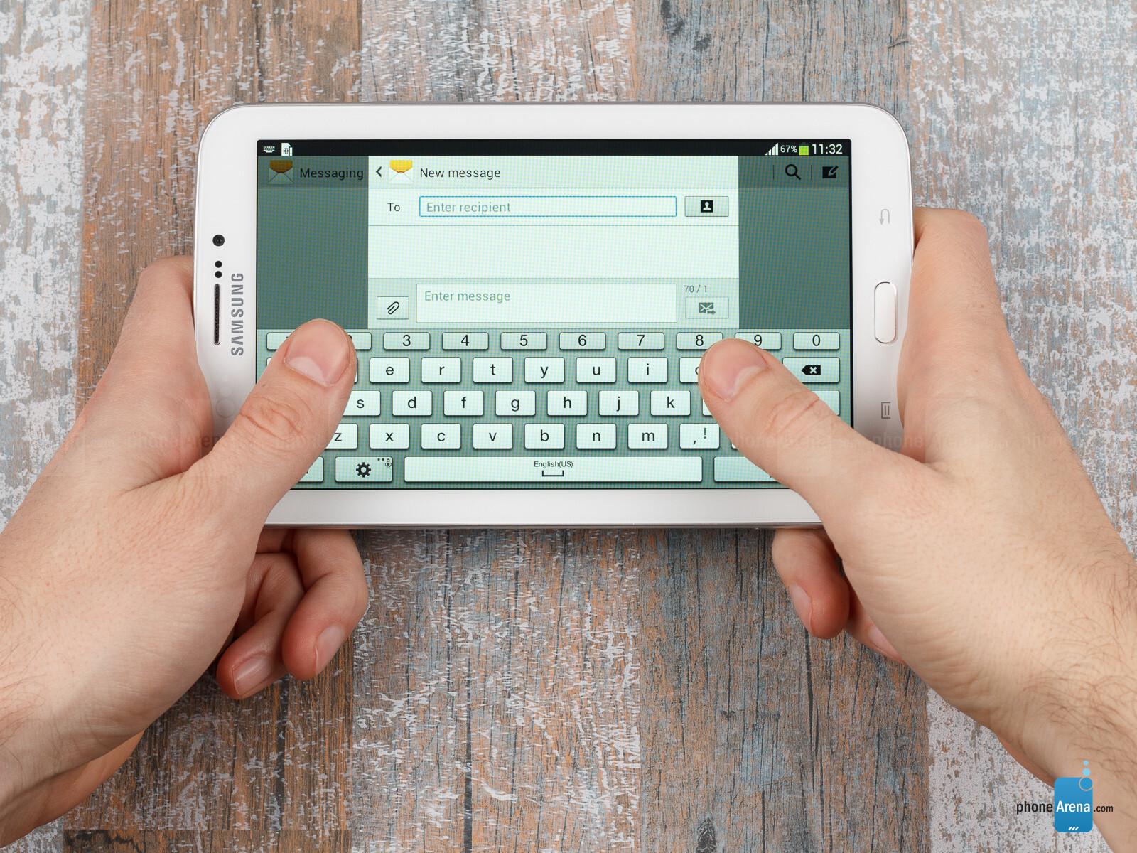 Samsung Galaxy Tab 3 7-inch Review - PhoneArena