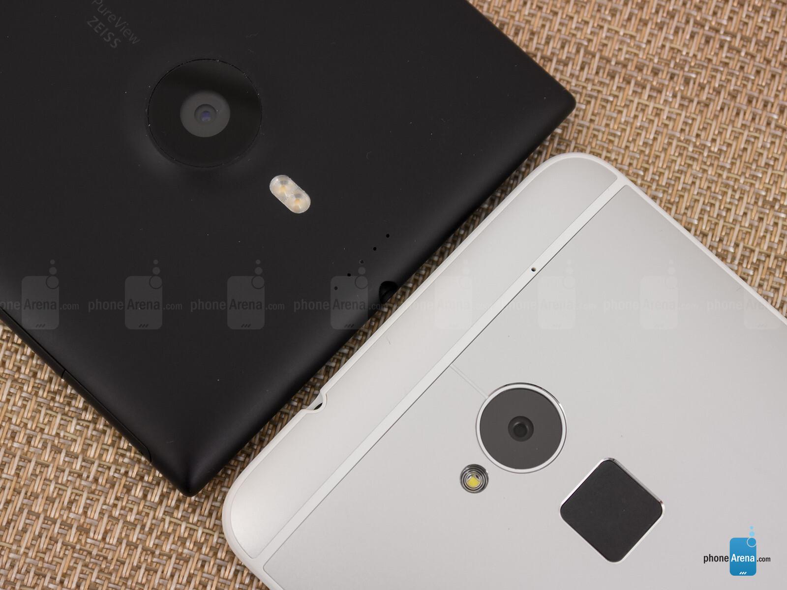 lumia 1520 vs htc one max seems