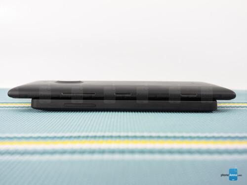Nokia Lumia 1520 vs Google Nexus 5