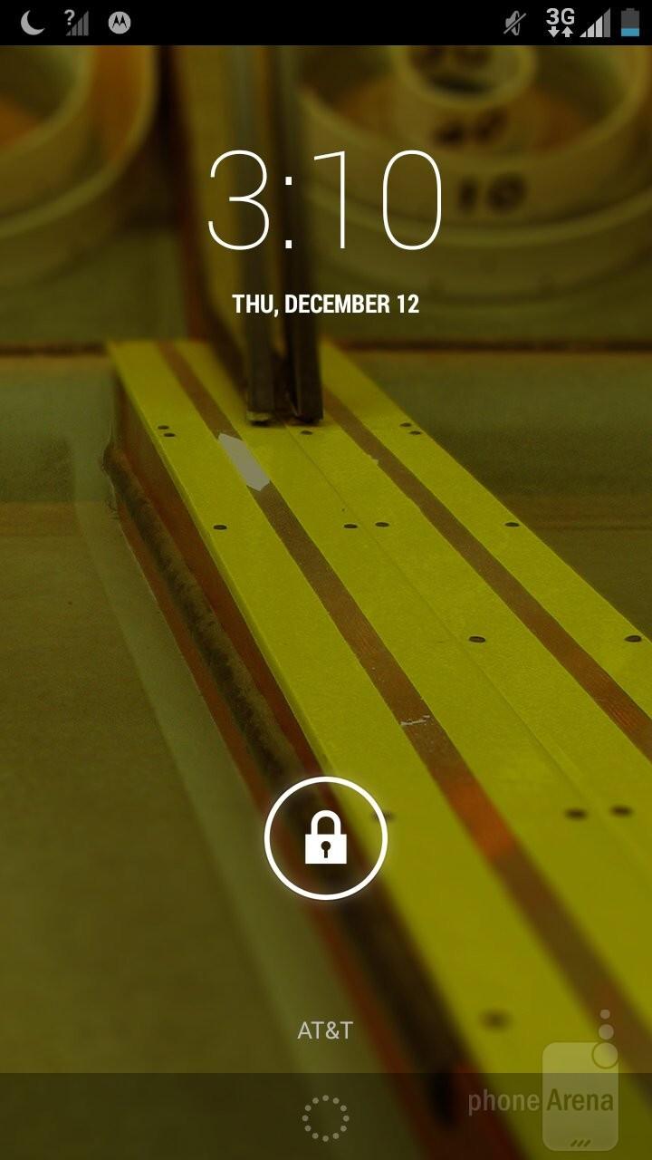 Motorola Moto G (2013) - User interfaces - Motorola Moto G 2014 vs Moto G 2013