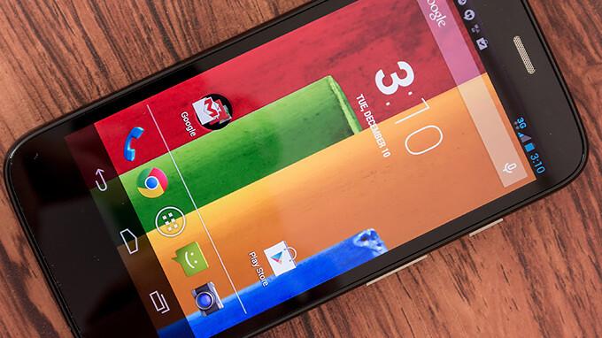 Motorola Moto G 2013 Review